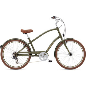 "Electra Townie Original 7D EQ Men 26"" matte khaki"